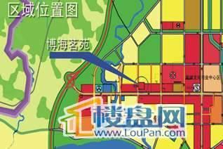 博海茗苑交通图