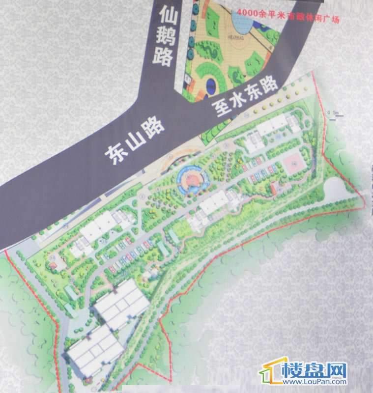 东山壹号交通图