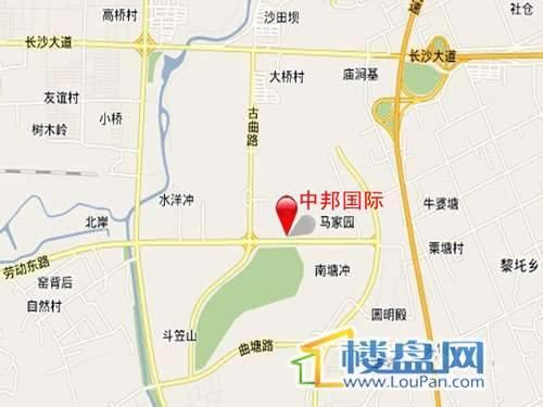 中邦国际交通图