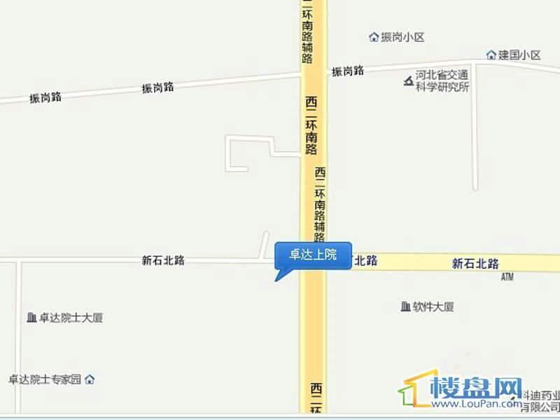 东龙汇景湾交通图
