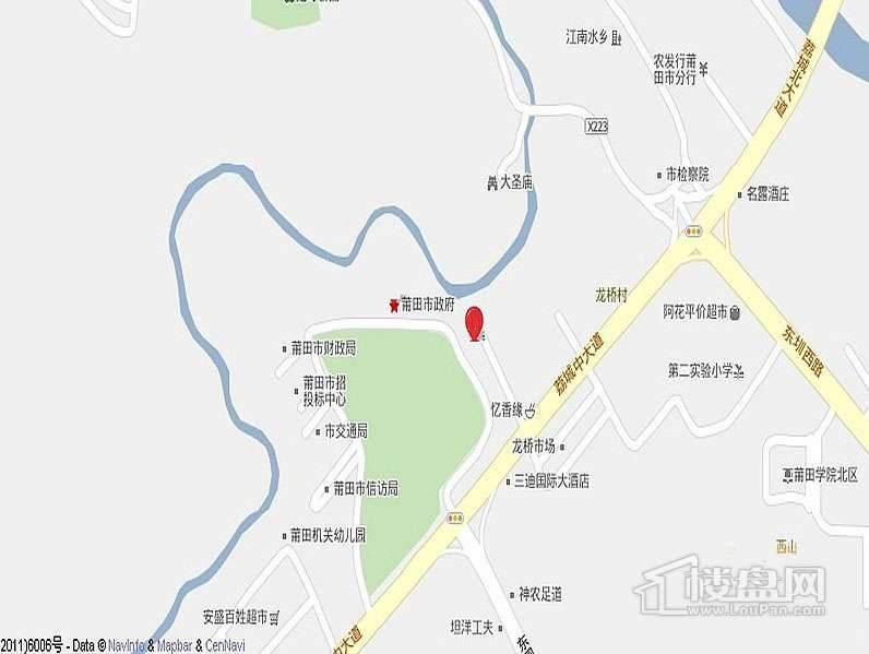 三迪云顶枫丹交通图