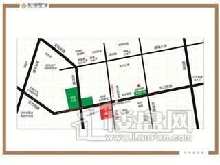 东升时代广场交通图