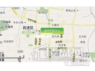 润华环球中心交通图