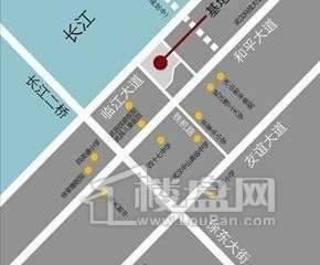 华润置地橡树湾交通图