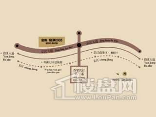 金地京汉1903交通图