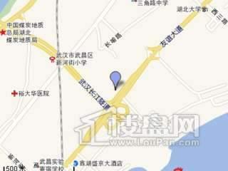 福星惠誉水岸国际交通图
