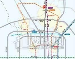 合立方交通图