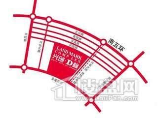 兴创·D标交通图