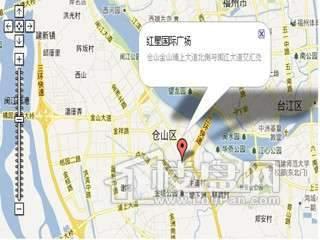 红星国际广场交通图