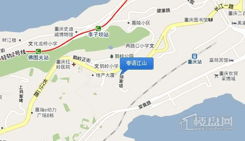 春语江山位置图