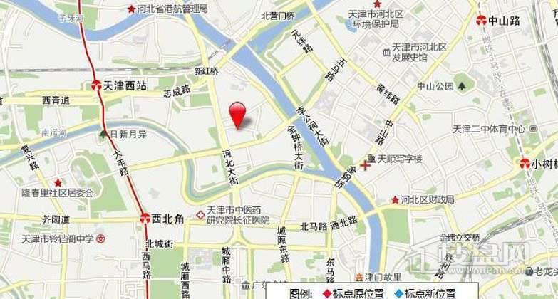 万通上游国际商业街区交通图