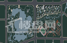 中航·公元交通图