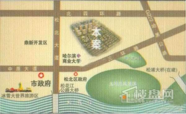 海域岛屿墅交通图