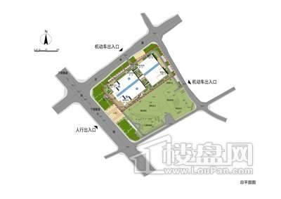 金港国际中心交通图