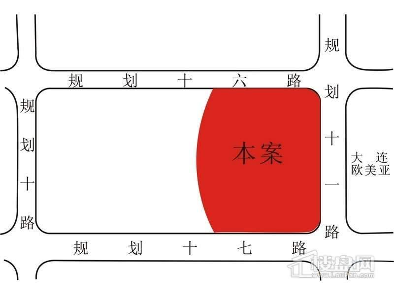 香树湾交通图