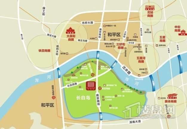 华润·幸福里交通图