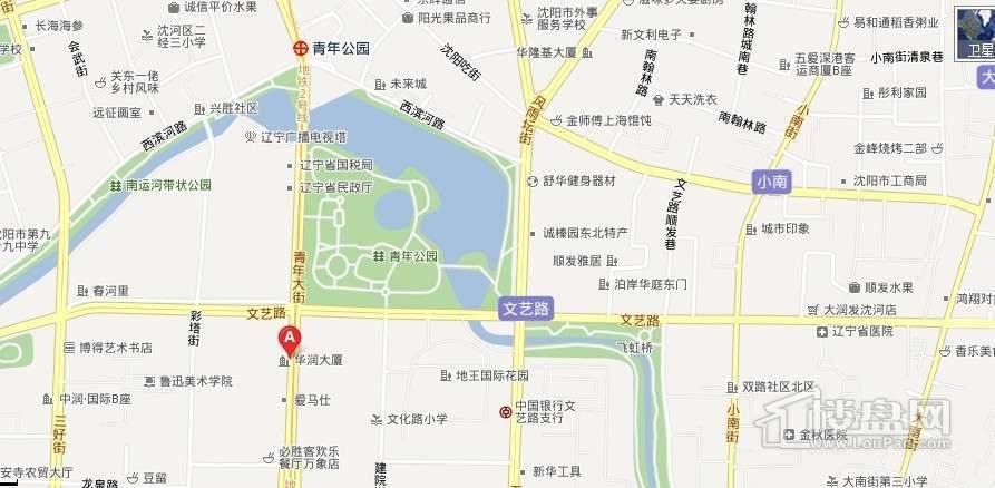 沈阳嘉里中心交通图
