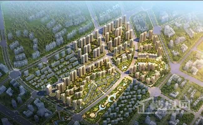 赣州中海国际社区交通图