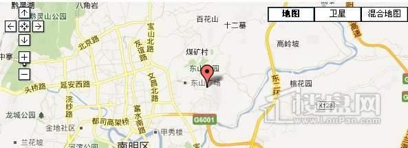 万隆国际广场交通图