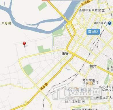 银泰城交通图