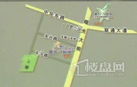鹤乡茗苑交通图