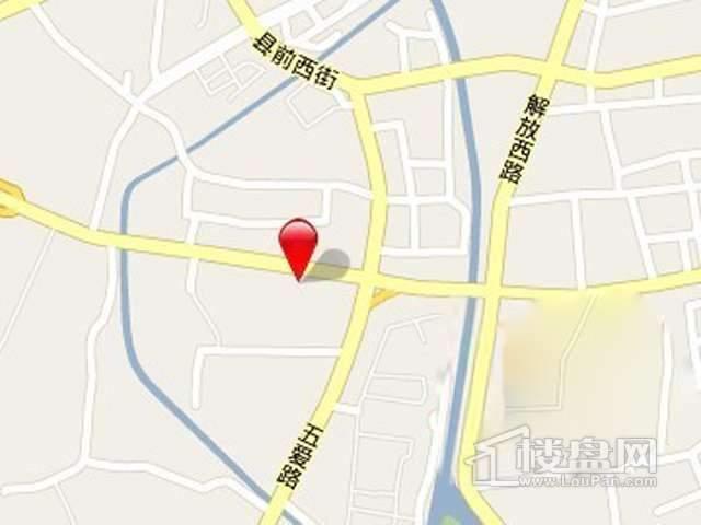 尚巢交通图