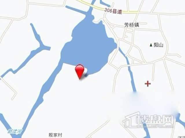 宜兴碧桂园交通图
