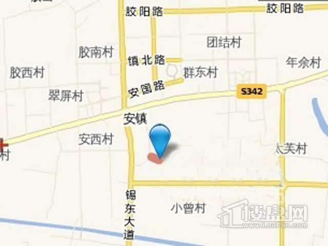 华夏国际商务大厦交通图