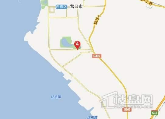 依云小镇交通图