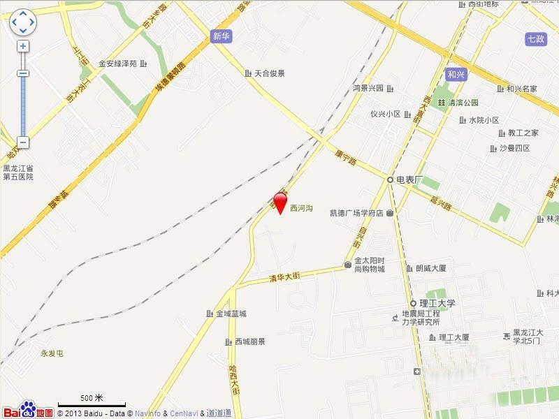 海富锦园位置图