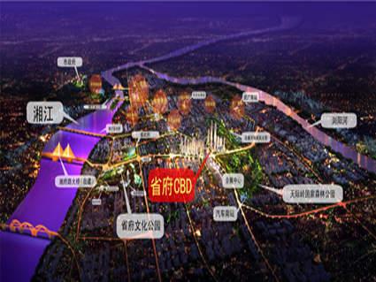 德思勤城市广场位置图