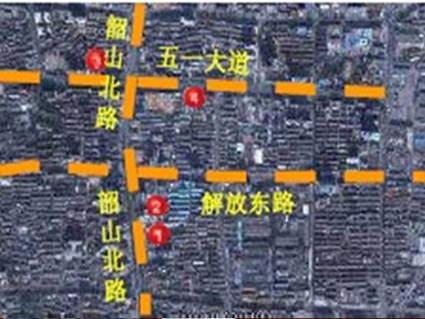 中国城嘉柏大酒店位置图