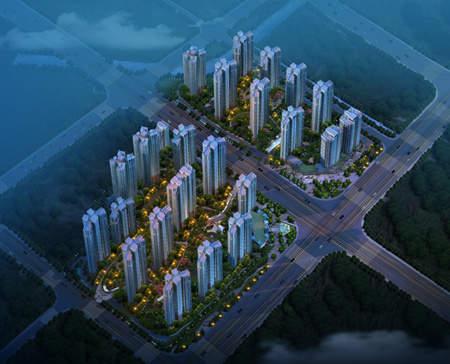 香开新城位置图
