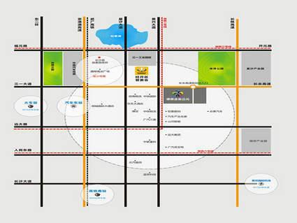 德普企业公元位置图