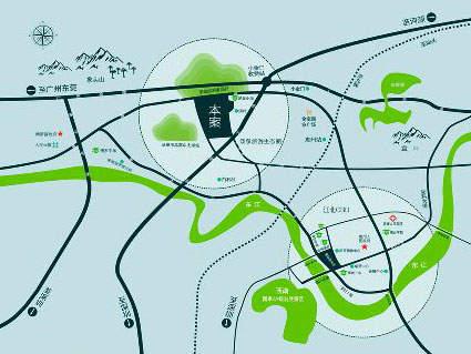 金裕汤泉小镇位置图