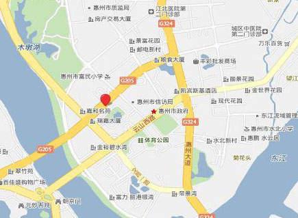 大隆财富广场位置图