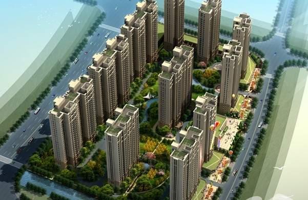 泰禾首府位置图