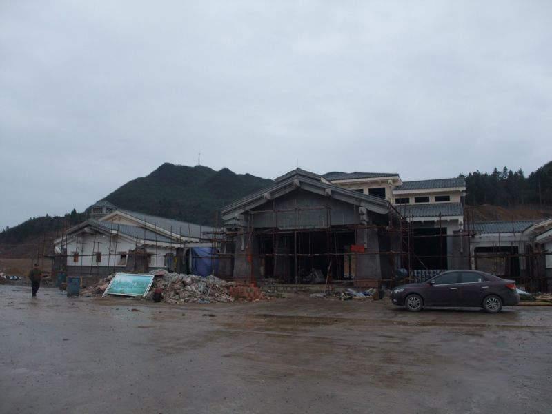 隆鑫澜天湖达沃斯国际度假村位置图