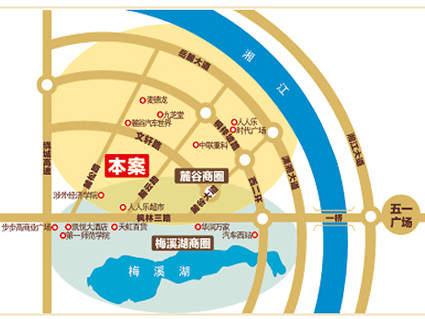 天元七彩mall旺角位置图