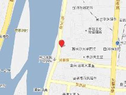 凯乐国际城位置图