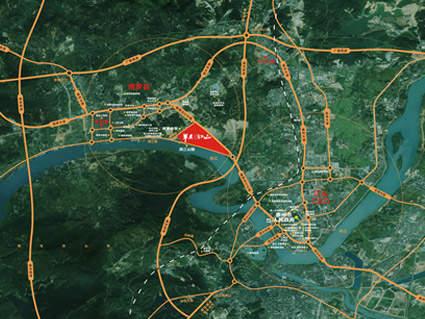 华基江山位置图