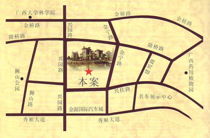 红日山湖位置图
