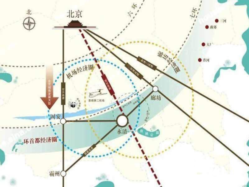 悦翔·芝兰苑位置图