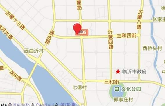 东方家园位置图
