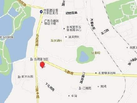 名流公馆位置图
