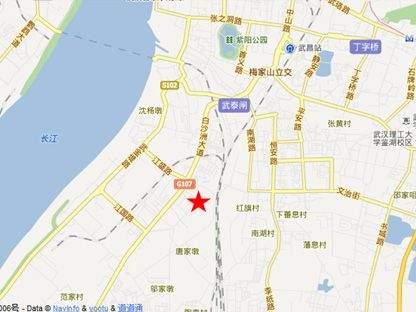 复地悦城位置图