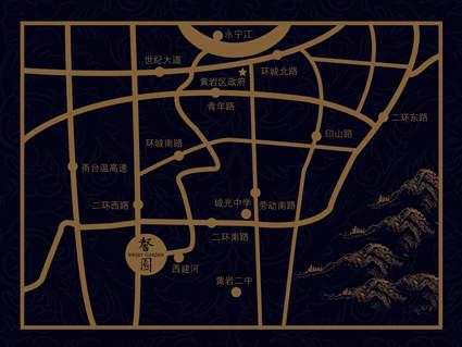 曙光馨园位置图