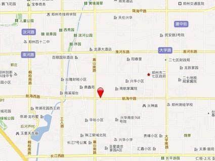 升龙城位置图