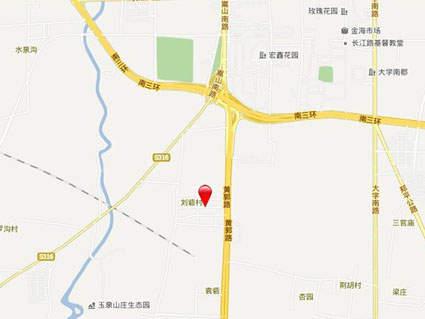 锦绣山河位置图