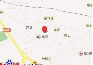 明珠花园 位置图